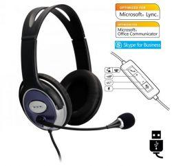 HEADSET AGEM - AHX-3000Lync Corporate  - USB